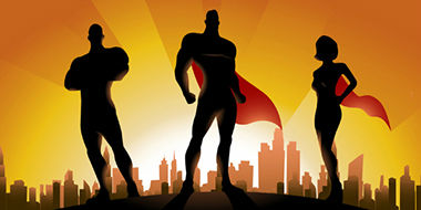 Superheroes and the Law